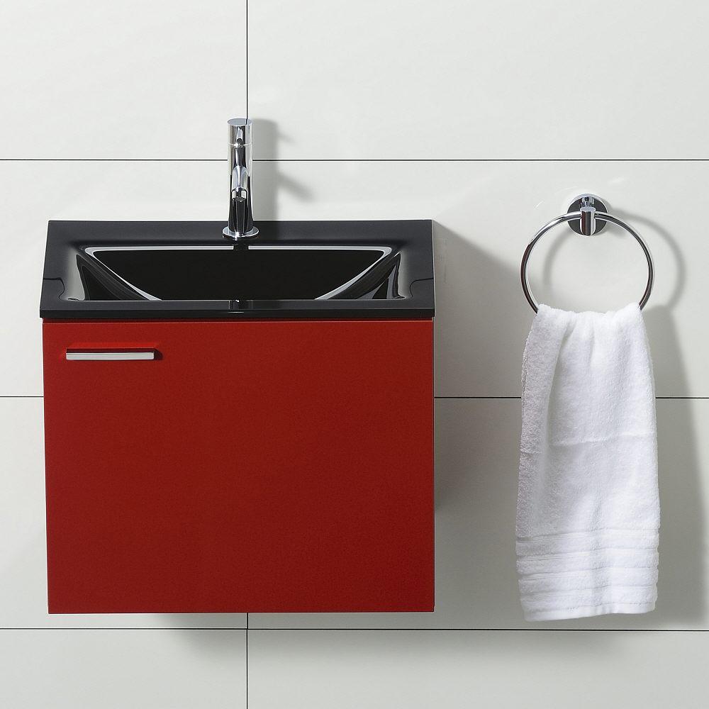 eine waschtischkombination eine von vielen megabad. Black Bedroom Furniture Sets. Home Design Ideas