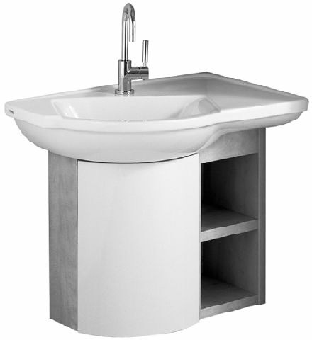 eckwaschtisch mit unterschrank eck waschtisch. Black Bedroom Furniture Sets. Home Design Ideas