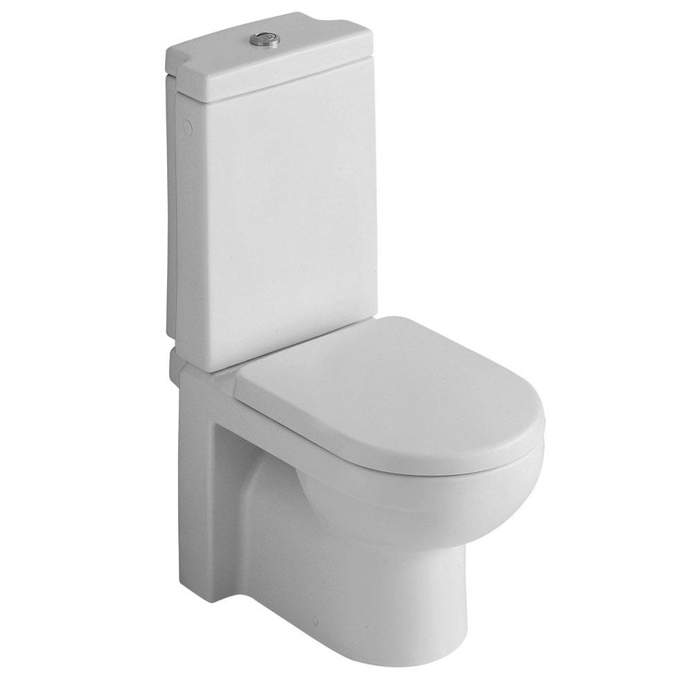 Artic stand tiefspül wc für kombination 37 x 655 cm made by gustavsberg