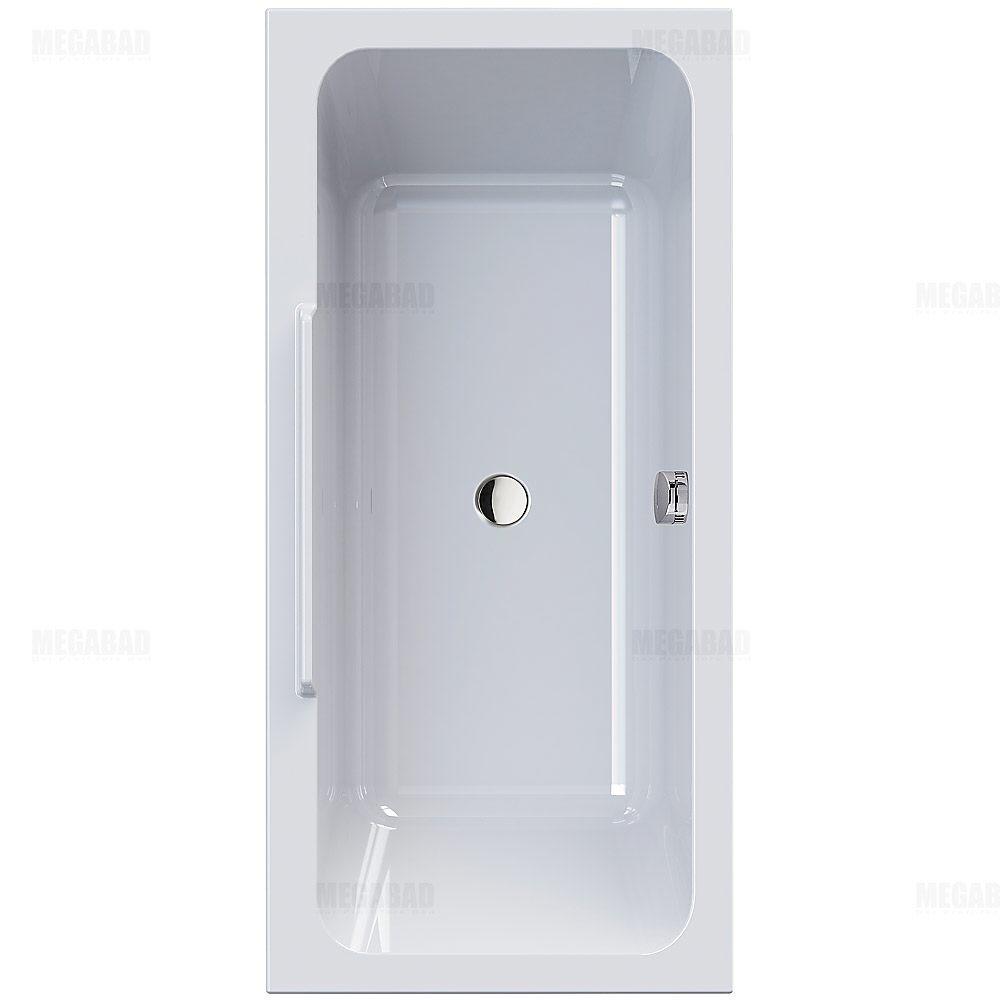 Duravit durastyle rechteck badewanne 190 x 90 cm 700299 for Badewannen hersteller
