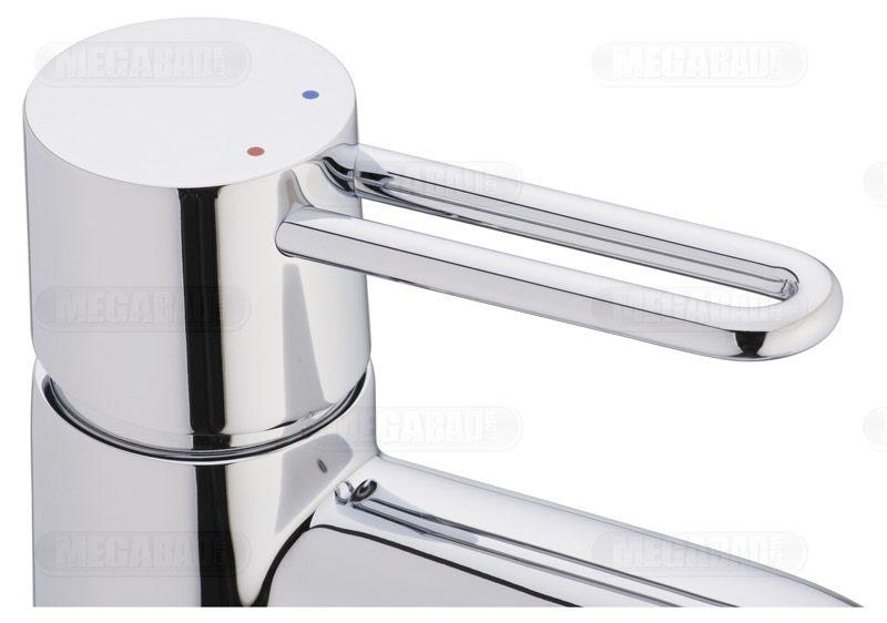 axor uno 2 einhebel waschtischmischer 38020000 megabad. Black Bedroom Furniture Sets. Home Design Ideas