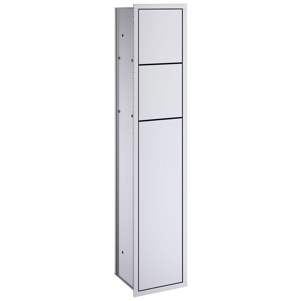emco asis wc modul 150 public unterputz 978305050 megabad. Black Bedroom Furniture Sets. Home Design Ideas