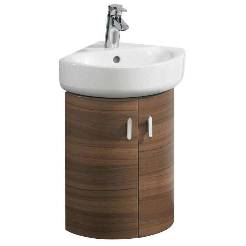 ideal standard connect eck waschtischunterschrank arc 37. Black Bedroom Furniture Sets. Home Design Ideas