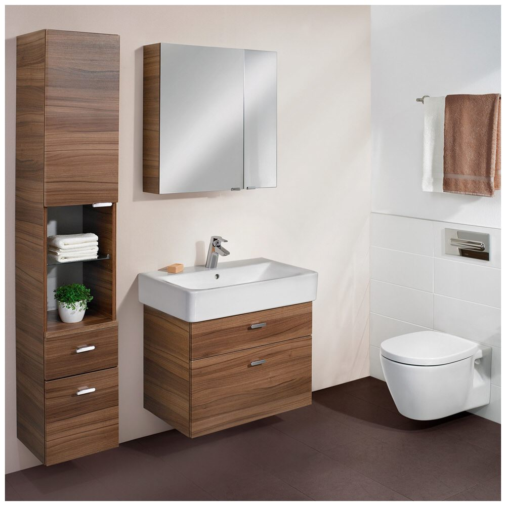 ideal standard connect waschtischunterschrank cube 55 cm art e6602wg megabad. Black Bedroom Furniture Sets. Home Design Ideas