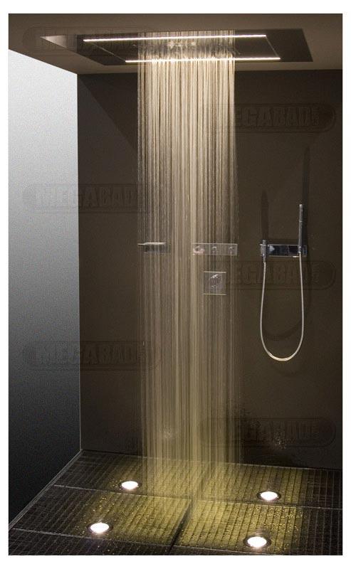 dornbracht rainsky m regenpaneel f r deckeneinbau 41100979 85 megabad. Black Bedroom Furniture Sets. Home Design Ideas