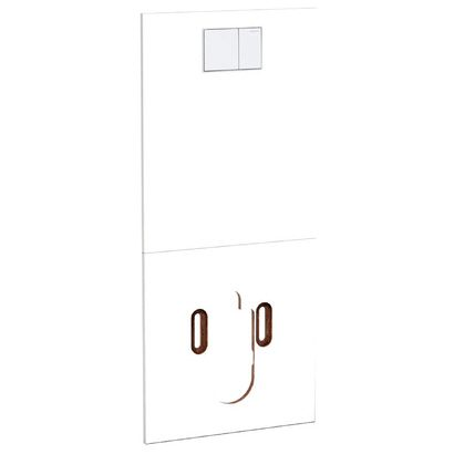geberit designplatte f r geberit aquaclean sela hochdruck schichtstoffplatte megabad. Black Bedroom Furniture Sets. Home Design Ideas