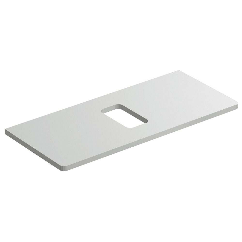 ideal standard softmood waschtischplatte f r unterschrank 100 cm megabad. Black Bedroom Furniture Sets. Home Design Ideas