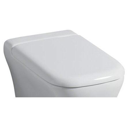 keramag myday wc sitz ohne absenkautomatik 575400000 megabad. Black Bedroom Furniture Sets. Home Design Ideas