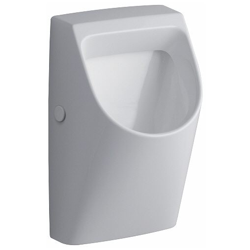 keramag renova nr 1 plan urinal zulauf von hinten megabad. Black Bedroom Furniture Sets. Home Design Ideas