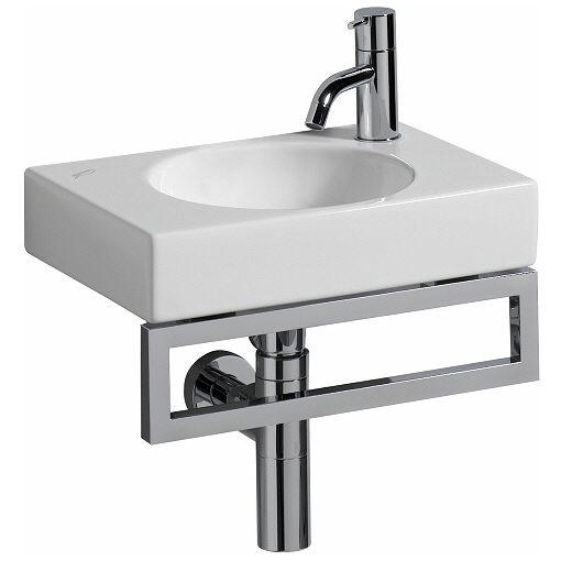 keramag preciosa ii handtuchhalter f r handwaschbecken. Black Bedroom Furniture Sets. Home Design Ideas
