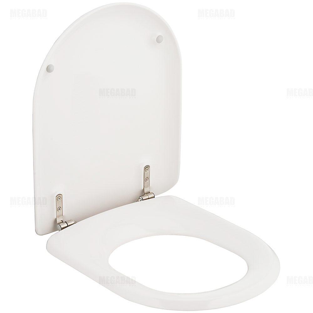 Ordentlich Pressalit WC-Sitz Magnum zu V&B - mit B33 Festscharnier 104000  XD61