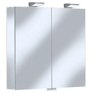 keuco royal 35 spiegelschrank 80 x 74 cm 13502171302 megabad. Black Bedroom Furniture Sets. Home Design Ideas