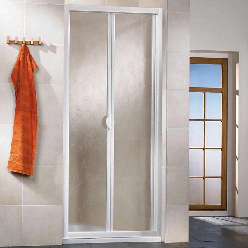Faltt?r Dusche Nische : Favorit Faltt?r 2-teilig f?r Dusche in Nische 110090-01-10 – MEGABAD