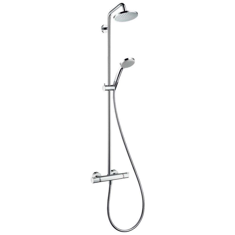 Hansgrohe showerpipe megabad - Hansgrohe axor pharo shower ...