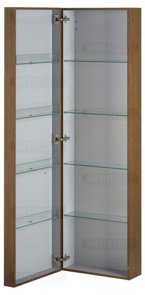 duravit fogo hochschrank badezimmer echtholzfurnier amerik nussbaum neuwertig ebay. Black Bedroom Furniture Sets. Home Design Ideas