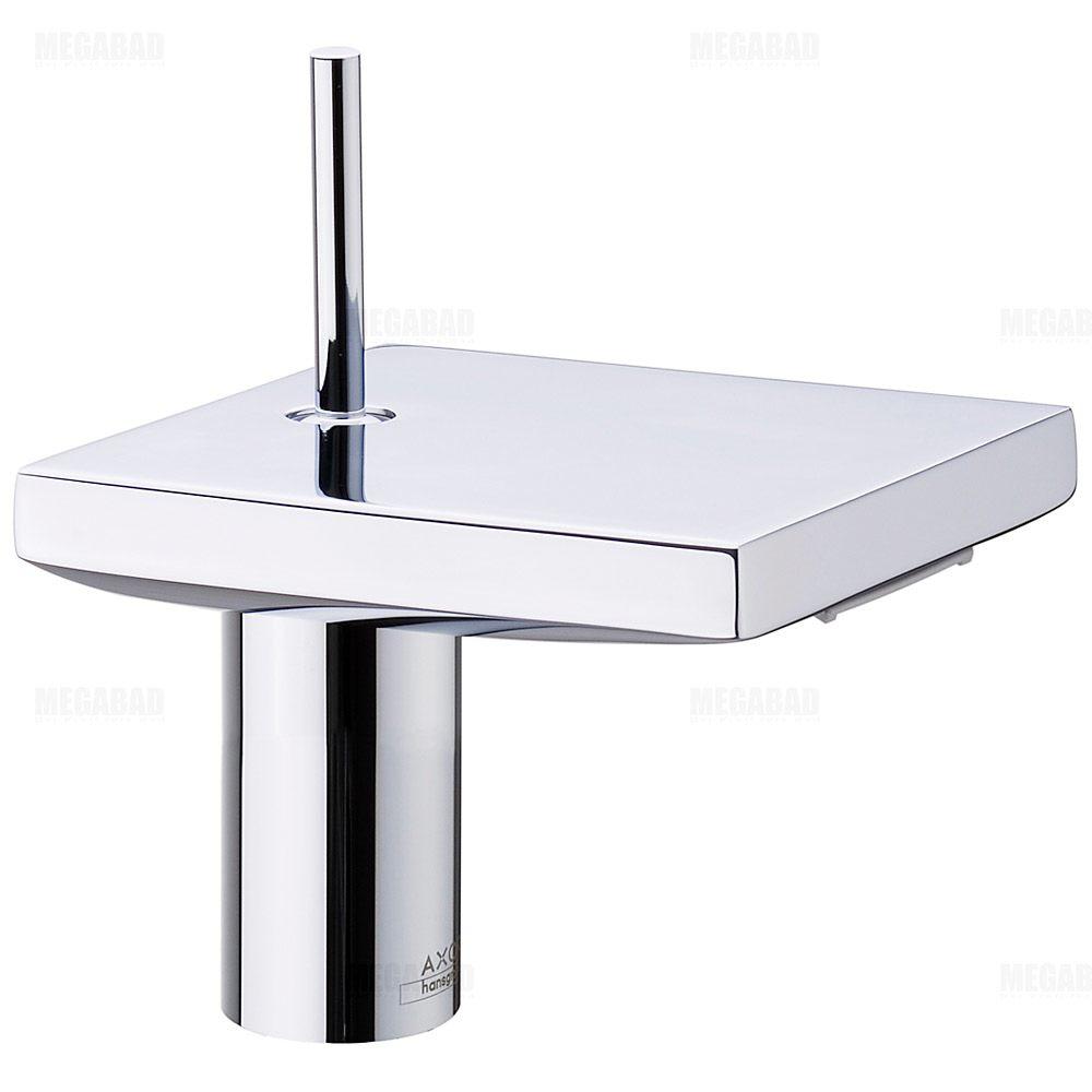 axor starck x einhebel waschtischmischer 10070000 megabad. Black Bedroom Furniture Sets. Home Design Ideas