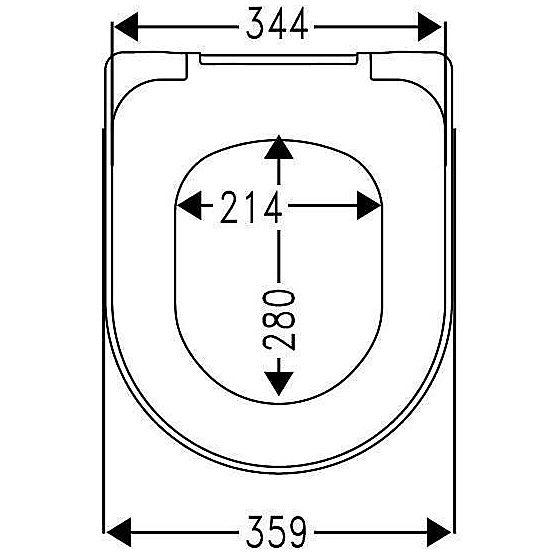 icon wc sitz lp63 hitoiro. Black Bedroom Furniture Sets. Home Design Ideas