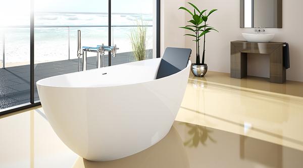 badewannen von topmarken megabad. Black Bedroom Furniture Sets. Home Design Ideas