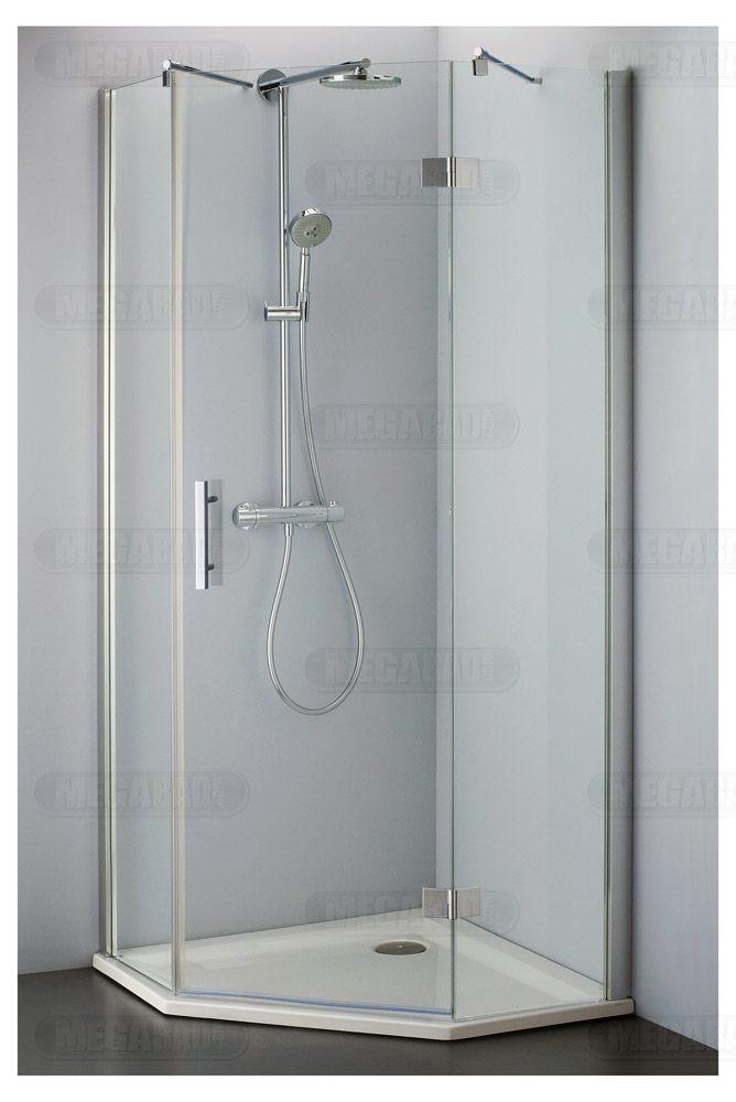 falttur dusche kunststoff klarglas esg faltt r duscht r. Black Bedroom Furniture Sets. Home Design Ideas