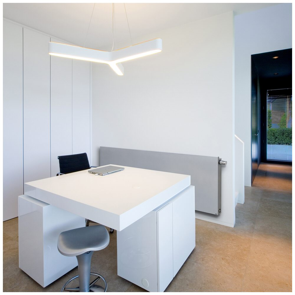 vasco niva horizontal einlagig nh2l1 heizk rper 102 x 9 5. Black Bedroom Furniture Sets. Home Design Ideas