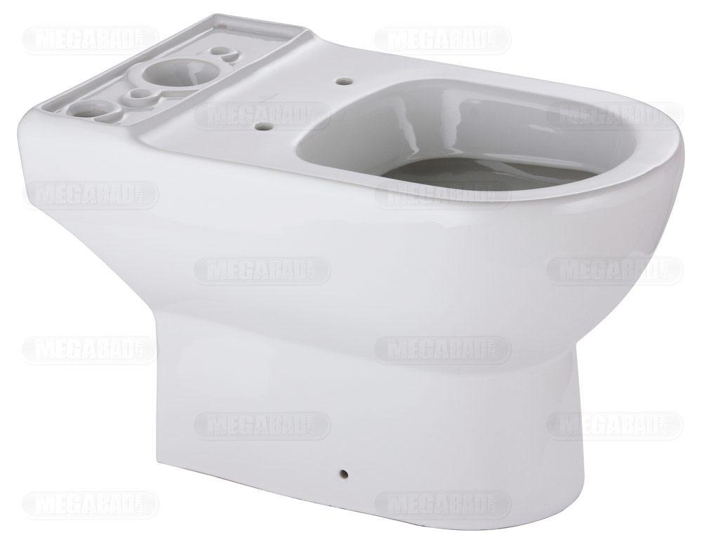 Turbo Villeroy & Boch Subway Stand-Tiefspül-WC für Kombination - MEGABAD YM56