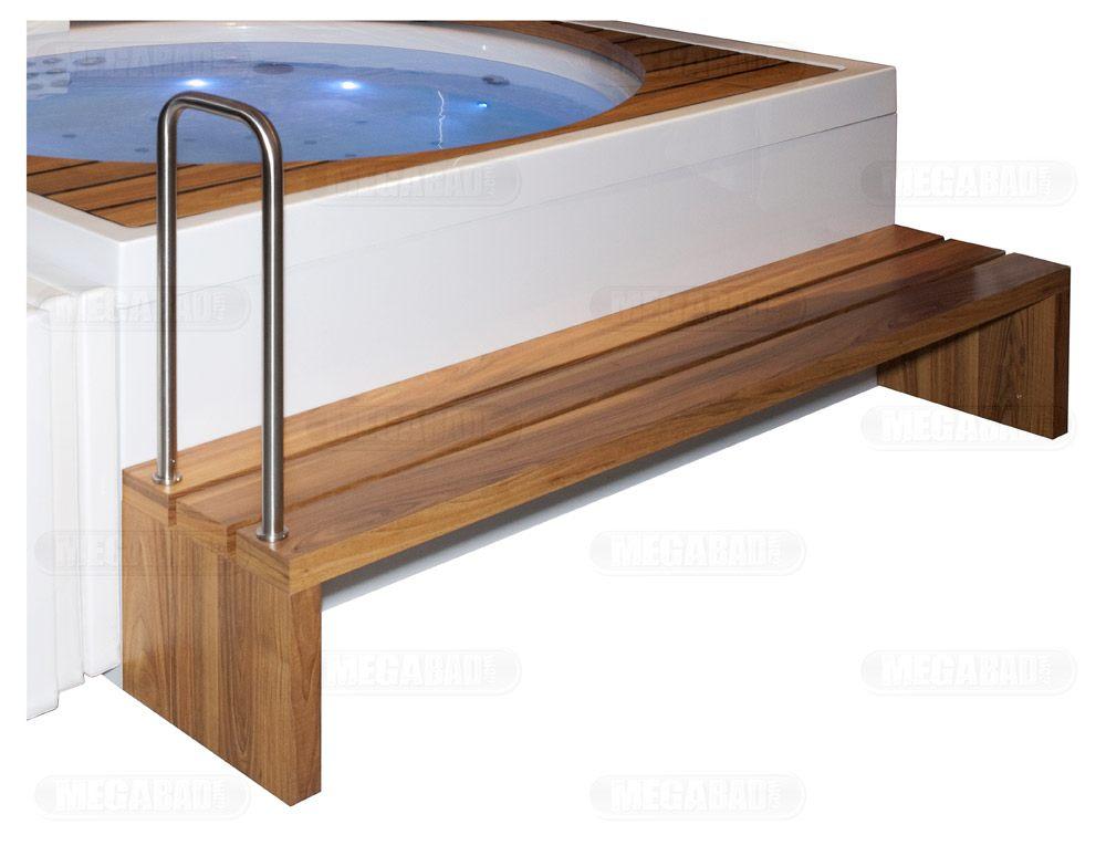duravit blue moon bank einstiegshilfe mit haltegriff megabad. Black Bedroom Furniture Sets. Home Design Ideas