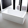 Steinkamp 400 freistehende Rechteckbadewanne 184 x 100 cm im Online Shop