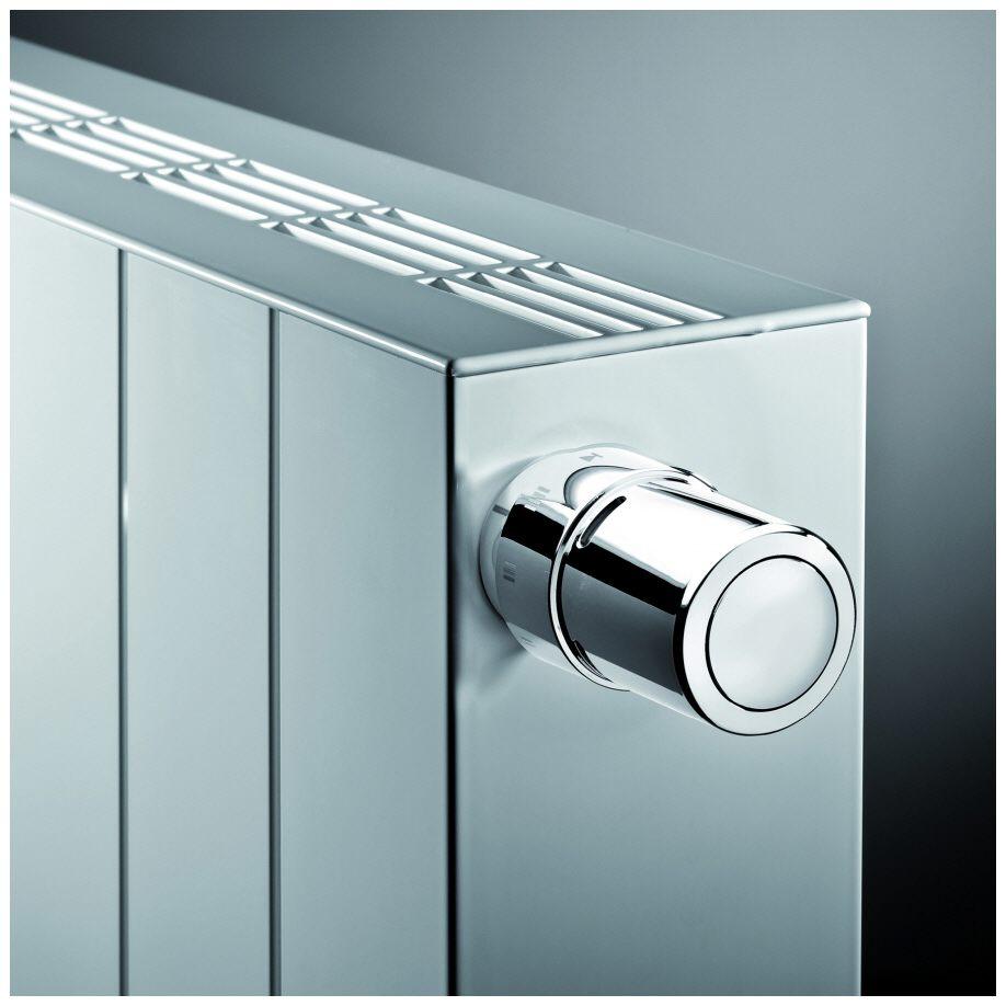 vasco zaros horizontal aluminium heizk rper 195 x 10 x 50 cm anschluss 0098. Black Bedroom Furniture Sets. Home Design Ideas
