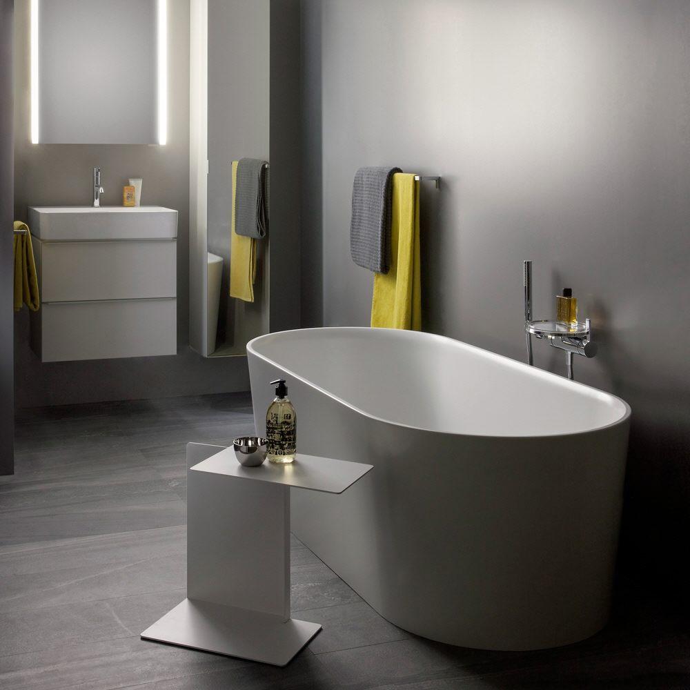 einbau badewanne halb freistehend kreative ideen f r. Black Bedroom Furniture Sets. Home Design Ideas