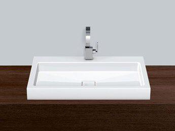 alape aufsatzbecken ab re700h 2 art 320900000. Black Bedroom Furniture Sets. Home Design Ideas