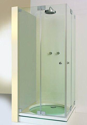 sprinz omega eckeinstieg 90 0 x 90 0 cm 0109ch megabad. Black Bedroom Furniture Sets. Home Design Ideas