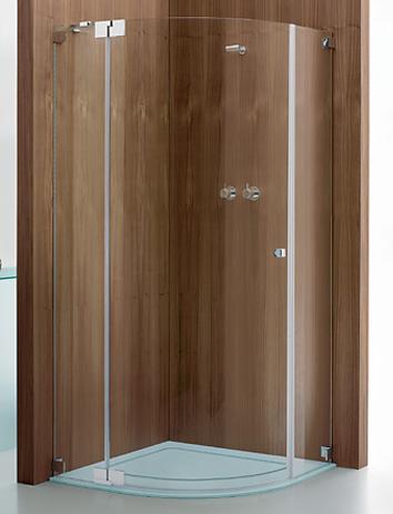 sprinz omega viertelkreisdusche 3 teilig 100 x 100 x 200. Black Bedroom Furniture Sets. Home Design Ideas
