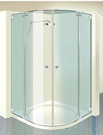 sprinz omega viertelkreisdusche 4 teilig 100 x 100 x 200. Black Bedroom Furniture Sets. Home Design Ideas