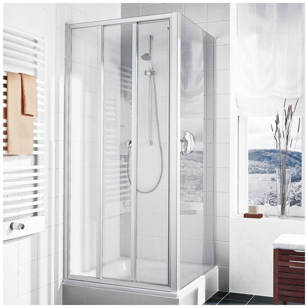 kermi ibiza 2000 gleitt r 3 teilig mit festfeld 90 cm. Black Bedroom Furniture Sets. Home Design Ideas