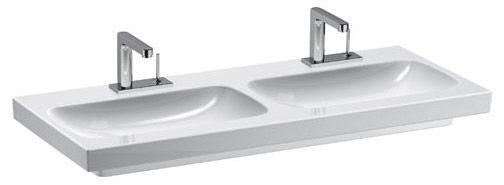 ideal standard simplyu dynamic doppelwaschtisch t016001 megabad. Black Bedroom Furniture Sets. Home Design Ideas