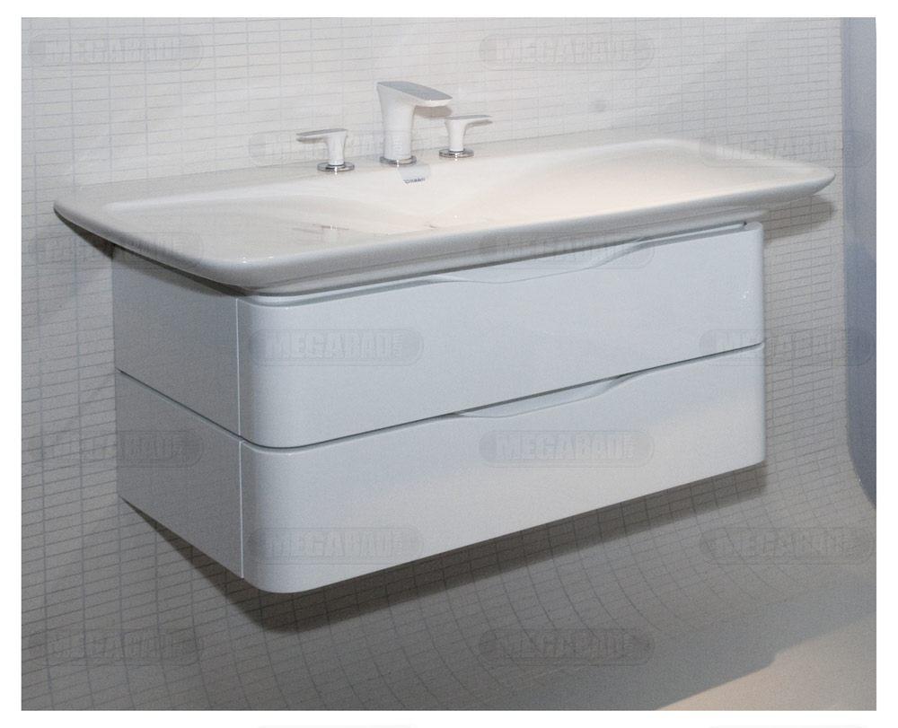 duravit puravida waschtischunterbau wandh ngend art. Black Bedroom Furniture Sets. Home Design Ideas