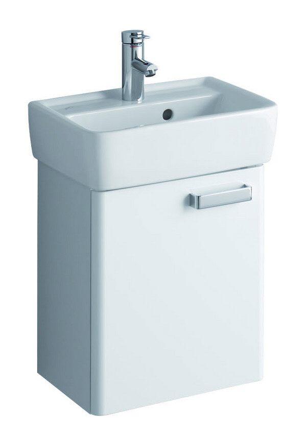 keramag renova nr 1 plan handwaschbecken unterschrank 39 x 46 3 x 28 5 cm megabad. Black Bedroom Furniture Sets. Home Design Ideas