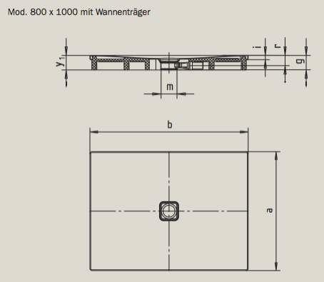 kaldewei conoflat 783 2 duschwanne 90 x 90 cm mit. Black Bedroom Furniture Sets. Home Design Ideas