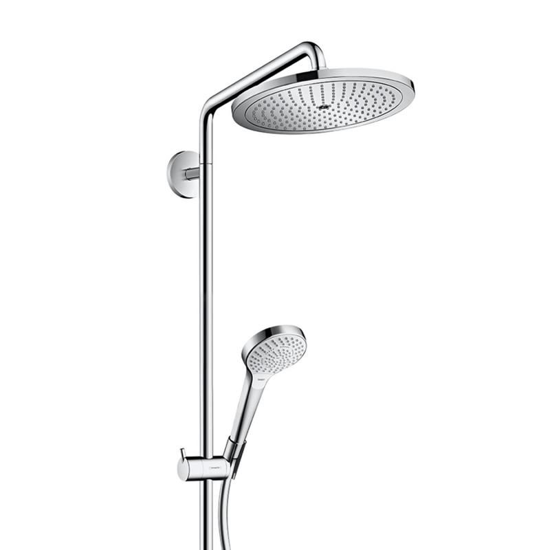 hansgrohe croma select 280 air 1jet showerpipe reno. Black Bedroom Furniture Sets. Home Design Ideas