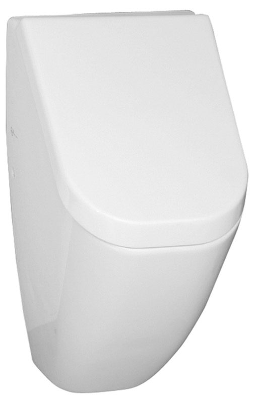 vitra pure style urinal mit deckel megabad. Black Bedroom Furniture Sets. Home Design Ideas