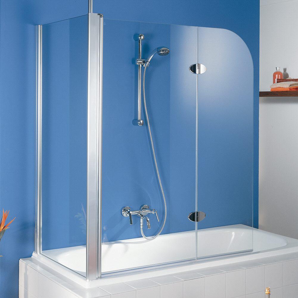 Maus over zoom for Paroi de baignoire sous pente