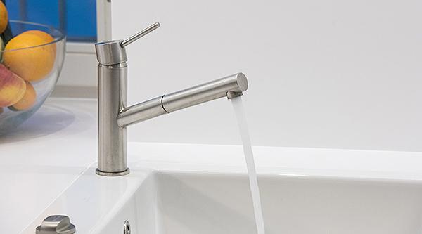 küchenarmaturen jetzt online kaufen - megabad - Wasserhahn Küche Kaufen