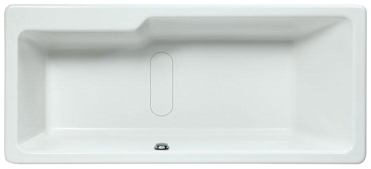 laufen lb3 einbau badewanne 180 x 80 cm megabad. Black Bedroom Furniture Sets. Home Design Ideas