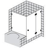 duschkabine mit badewanne sonstige preisvergleiche erfahrungsberichte und kauf bei nextag. Black Bedroom Furniture Sets. Home Design Ideas
