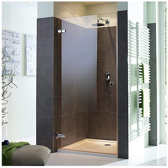 sprinz bs dusche t r f r nische bis 100 x 200 cm anschlag links bs200chl megabad. Black Bedroom Furniture Sets. Home Design Ideas
