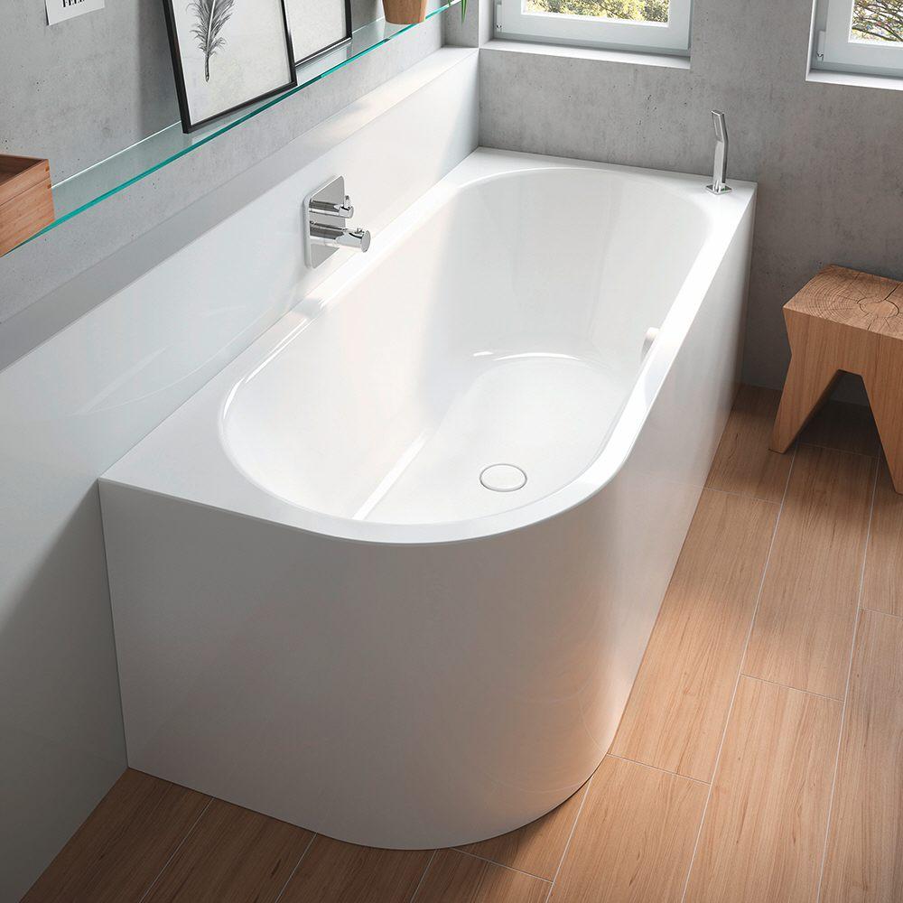 kaldewei meisterst ck centro duo 1 links 1136 badewanne. Black Bedroom Furniture Sets. Home Design Ideas