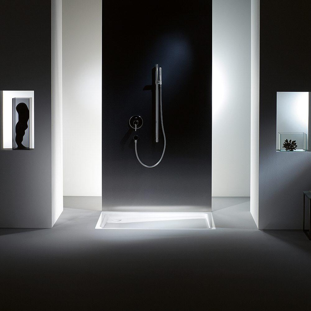 kaldewei duschplan 547 1 duschwanne 70 x 90 cm megabad. Black Bedroom Furniture Sets. Home Design Ideas