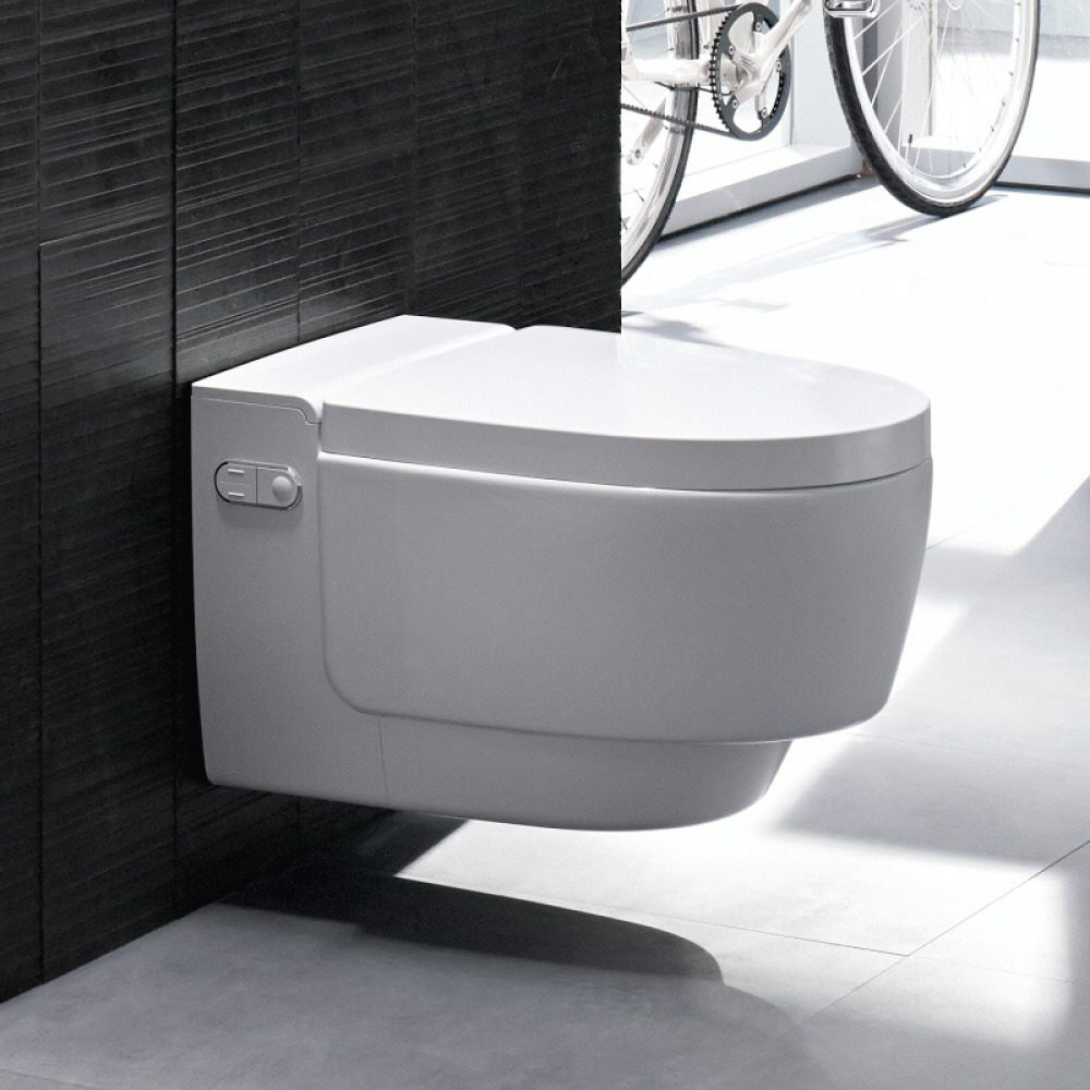 geberit aquaclean mera classic wc komplettanlage wand wc. Black Bedroom Furniture Sets. Home Design Ideas