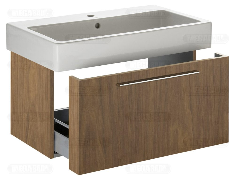 duravit fogo waschtischunterbau wandh ngend 36x75x41cm megabad. Black Bedroom Furniture Sets. Home Design Ideas