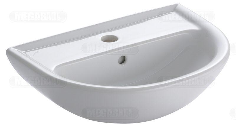 laufen pro b handwaschbecken 45 cm megabad. Black Bedroom Furniture Sets. Home Design Ideas